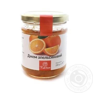 Джем Fruit Farm апельсиновый 230г - купить, цены на Novus - фото 1