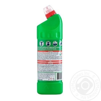 Domestos Cleaner Coniferous freshness of universal 1l - buy, prices for Novus - image 3