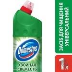Засіб для чищення Domestos Хвойна свіжість універсальний 1л - купити, ціни на Метро - фото 2