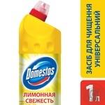 Чистящее средство Domestos Лимонная свежесть универсальное 1л - купить, цены на Novus - фото 2
