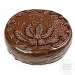 Торт БКК грильяжный глазированный 450г - купить, цены на Фуршет - фото 3