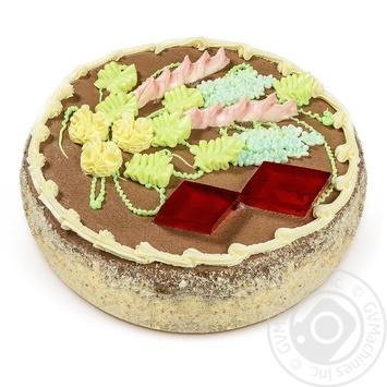Торт БКК Київський з арахісом 850г - купити, ціни на Novus - фото 2