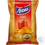 Lux chips paprika 71g - buy, prices for Novus - image 1