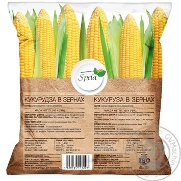 Spela Frozen Corn 350g - buy, prices for MegaMarket - image 2