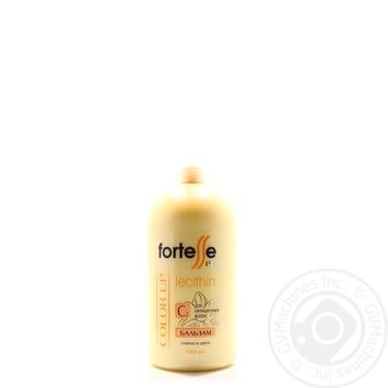 Fortesse Pro Color Up for colored hair balsam 1000ml