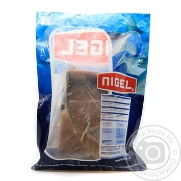 Тунець шматочками NIGEL вакуум 500г - купить, цены на Novus - фото 1