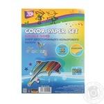 Набор цветной бумаги Cool for school 16 листов