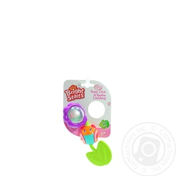 Bright Starts Soothing Teether Toy - buy, prices for MegaMarket - photo 1