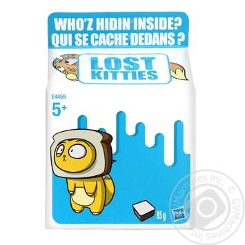 Набор для творчества Lost Kitties Котенок в молоке - купить, цены на Novus - фото 1