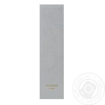 Вода парфумована Fontaine De La Jeunesse 100мл - купити, ціни на МегаМаркет - фото 1