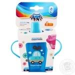 Canpol babies Blue Non-spill Cup 250ml