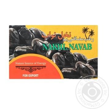 Финики Nakhl Navab 600г - купить, цены на МегаМаркет - фото 2