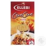 Кус-кус Ellebi Medio из твердых сортов пшеницы 400г