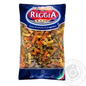 Reggia Pasta three colors 500g - buy, prices for Auchan - photo 4