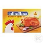 Бульон Gallina Blanca куриный 8шт 80г - купить, цены на Novus - фото 1