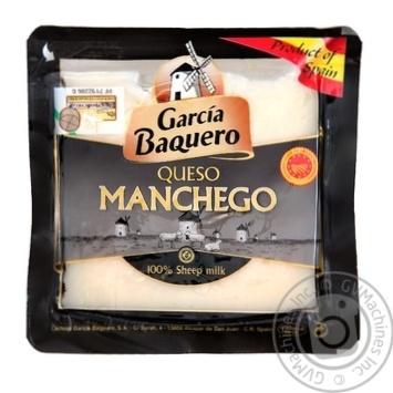 Сир Gracia Baquero Манчего 55% 150г - купити, ціни на CітіМаркет - фото 1