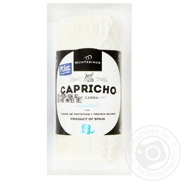 Montesinos Capricho de Cabra Fresh Goat Cheese 45% 145g - buy, prices for CityMarket - photo 1