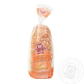 Katerynoslavkhlib Mustard Sliced Loaf 450g