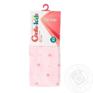 Колготи дитячі Conte kids Tip-Top, зріст 116-122 18, 434 світло-рожевий