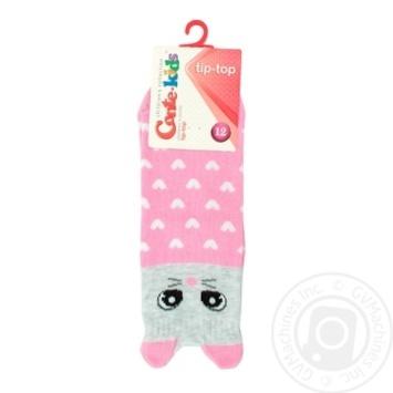 Шкарпетки бавовняні Conte-Kids tip-top дитячі 12р - купити, ціни на CітіМаркет - фото 1