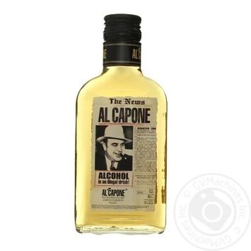 Al Capone single malt alcoholic drink 40% 0,2l - buy, prices for Novus - image 1