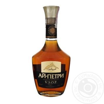 Cognac Ai-petri 40% 500ml
