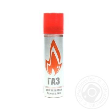 Газ для наполнения зажигалок Айсберг 90мл - купить, цены на МегаМаркет - фото 1