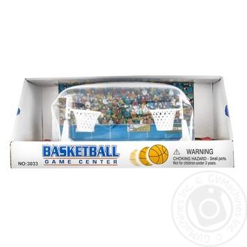 Игра настольная Qunxing Toys Баскетбол - купить, цены на Novus - фото 1