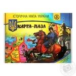 Карт -пазл Історична мапа України Uteria