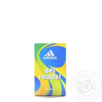 Вода туалетна Adidas Get Ready 100 мл