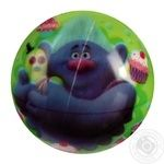 Мяч Тролли 6см