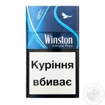 Цигарки XStyle Plus Blue Winston