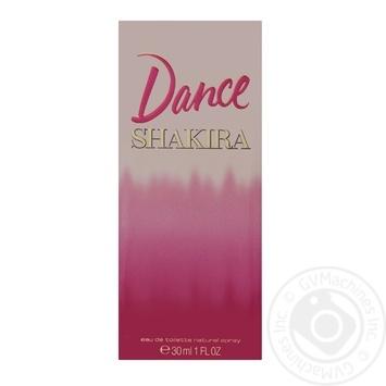 Вода туалетна Shakira Денс жіноча 30 мл