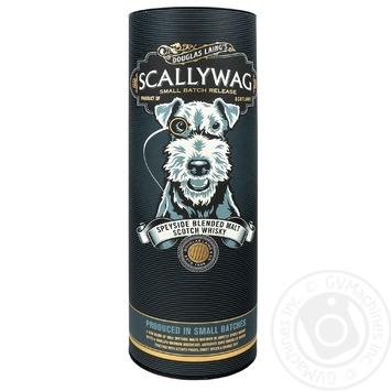 Виски Douglas Laing Scallywag 46% 0.7л