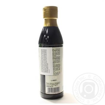 Соус з бальзамічного оцту із Модени Varvello зі смаком малини  250г - купити, ціни на Novus - фото 2