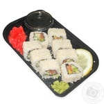 California Roll with Salmon in Sesame 200/60g