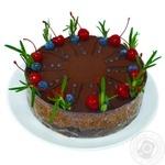 Торт Трюфельний