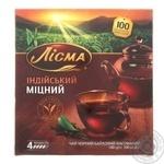 Lisma Indian Strongg black tea 100*1,8g