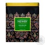 Чай Newby Darjeeling черный 125г