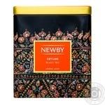 Чай Newby Select Estates Ceylon черный 125г
