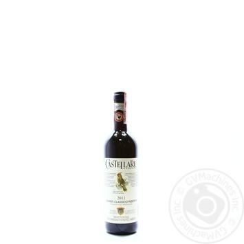 Вино Castellare Chianti 2009 0.75л x2
