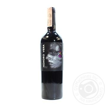 Honoro Vera Garnacha Red Dry Wine 14.5% 0.75l - buy, prices for CityMarket - photo 1