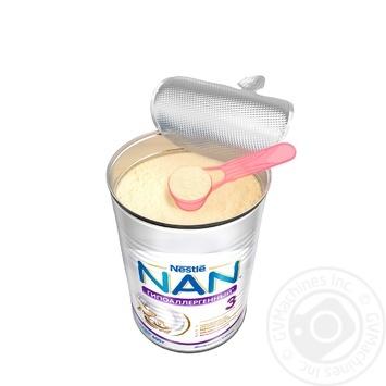 Смесь молочная Нестле Нан 2 Гипоаллергенный сухая для детей с 6 месяцев 400г - купить, цены на Ашан - фото 5