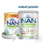 Смесь детская Nestle NAN тройной комфорт с рождения 800г - купить, цены на Ашан - фото 2