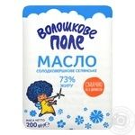 Voloshkove pole sweet cream butter 73% 200g
