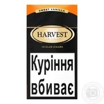 Сигарили Harvest Club Sweet  Vanilla 10шт
