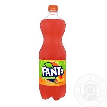 Напиток Fanta со вкусом манго и гуавы 330мл