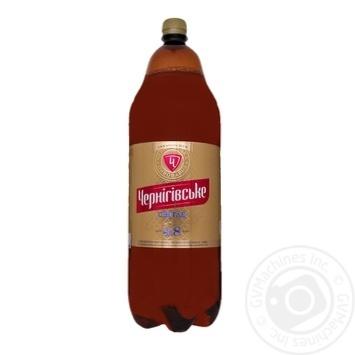 Пиво Черниговское светлое 2,35л