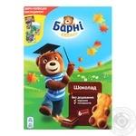 Бисквит Барни шоколадный 6*30г