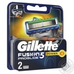 Gillette Fusion5 ProGlide Power replacement shaving cartridges 2pcs - buy, prices for Novus - image 3